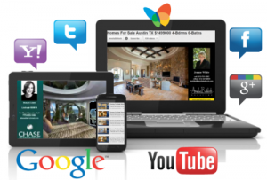 real estate video marketing - listing videos and listing webpages with video