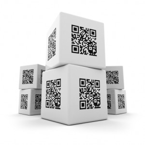 QR Quick Response Codes for mobile media marketing