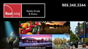 real estate you tube listing video screen shot -Real Living Bobby Drude
